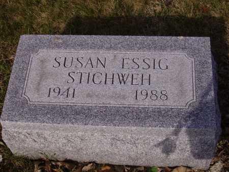 ESSIG STICHWEH, SUSAN - Franklin County, Ohio | SUSAN ESSIG STICHWEH - Ohio Gravestone Photos