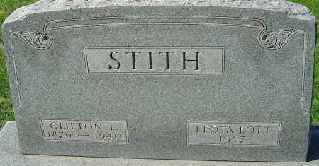 STITH, LEOTA - Franklin County, Ohio | LEOTA STITH - Ohio Gravestone Photos