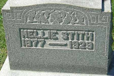 STITH, NELLIE - Franklin County, Ohio | NELLIE STITH - Ohio Gravestone Photos