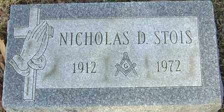 STOIS, NICHOLAS D - Franklin County, Ohio | NICHOLAS D STOIS - Ohio Gravestone Photos