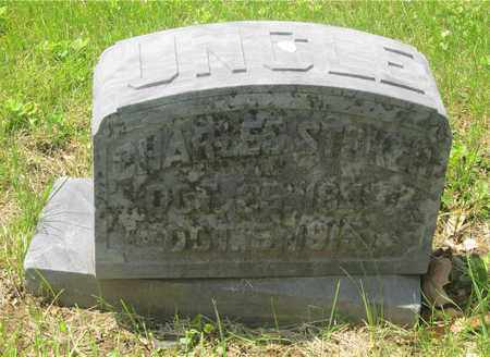STOKER, CHARLES E. - Franklin County, Ohio | CHARLES E. STOKER - Ohio Gravestone Photos