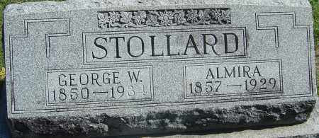 STOLLARD, GEORGE W - Franklin County, Ohio | GEORGE W STOLLARD - Ohio Gravestone Photos