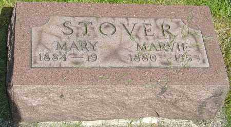 STOVER, MARVIE LANSING - Franklin County, Ohio | MARVIE LANSING STOVER - Ohio Gravestone Photos