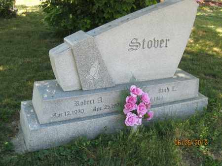 "STOVER, ROBERT A ""SMOKEY"" - Franklin County, Ohio 