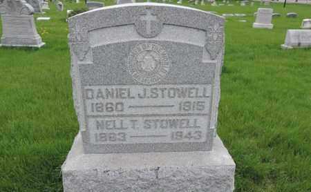 STOWELL, DANIEL J - Franklin County, Ohio | DANIEL J STOWELL - Ohio Gravestone Photos