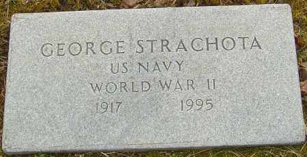STRACHOTA, GEORGE - Franklin County, Ohio   GEORGE STRACHOTA - Ohio Gravestone Photos