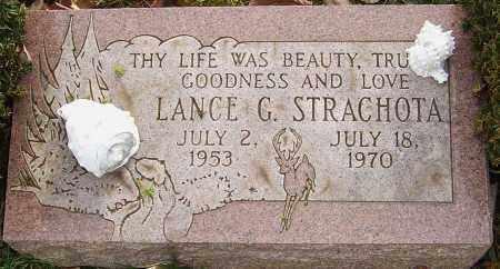 STRACHOTA, LANCE G - Franklin County, Ohio | LANCE G STRACHOTA - Ohio Gravestone Photos