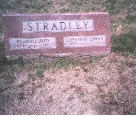STRADLEY, ELIZABETH - Franklin County, Ohio | ELIZABETH STRADLEY - Ohio Gravestone Photos