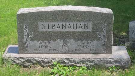 STRANAHAN, FRANK U. - Franklin County, Ohio | FRANK U. STRANAHAN - Ohio Gravestone Photos