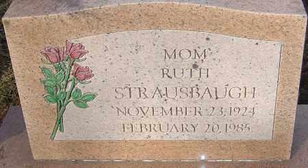 HART STRAUSBAUGH, RUTH - Franklin County, Ohio | RUTH HART STRAUSBAUGH - Ohio Gravestone Photos