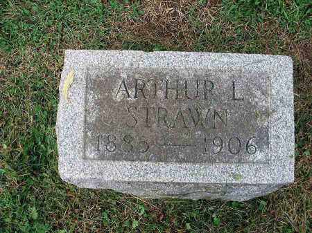 STRAWN, ARTHUR L. - Franklin County, Ohio | ARTHUR L. STRAWN - Ohio Gravestone Photos