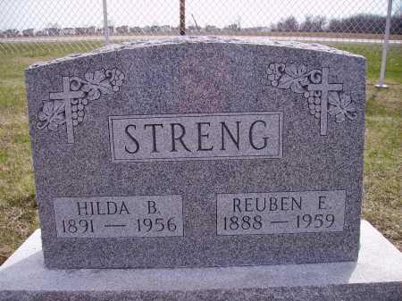 STRENG, HILDA B. - Franklin County, Ohio | HILDA B. STRENG - Ohio Gravestone Photos