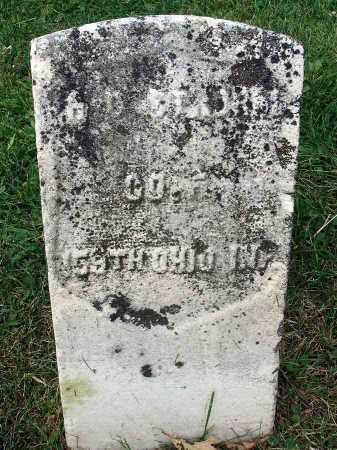 STROM, HENRY B. - Franklin County, Ohio | HENRY B. STROM - Ohio Gravestone Photos