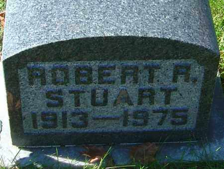 STUART, ROBERT R - Franklin County, Ohio | ROBERT R STUART - Ohio Gravestone Photos