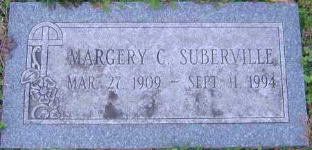 SUBERVILLE, MARGERY - Franklin County, Ohio | MARGERY SUBERVILLE - Ohio Gravestone Photos