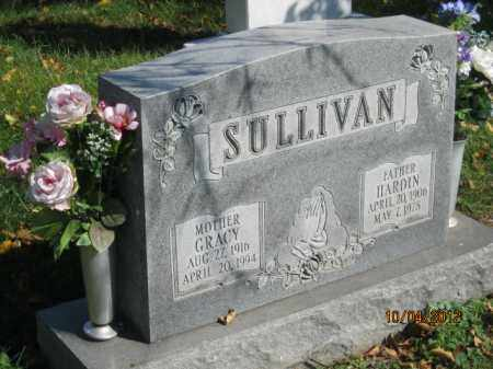 SULLIVAN, GRACY - Franklin County, Ohio | GRACY SULLIVAN - Ohio Gravestone Photos