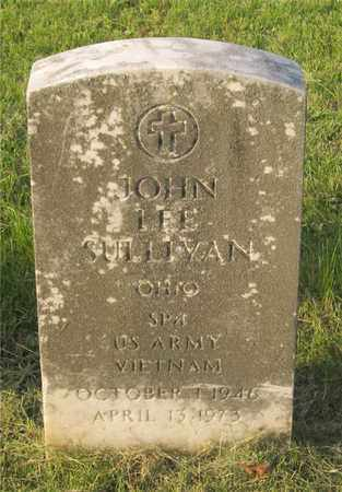 SULLIVAN, JOHN LEE - Franklin County, Ohio | JOHN LEE SULLIVAN - Ohio Gravestone Photos