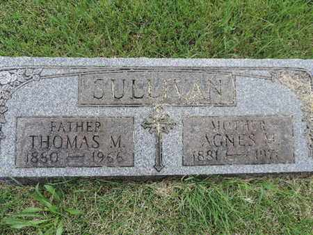 SULLIVAN, THOMAS M. - Franklin County, Ohio | THOMAS M. SULLIVAN - Ohio Gravestone Photos