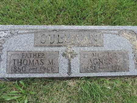 SULLIVAN, AGNES M. - Franklin County, Ohio | AGNES M. SULLIVAN - Ohio Gravestone Photos