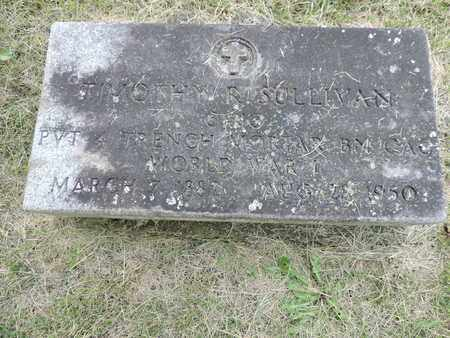 SULLIVAN, TIMOTHY R. - Franklin County, Ohio   TIMOTHY R. SULLIVAN - Ohio Gravestone Photos