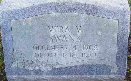 SWANK, VERA - Franklin County, Ohio | VERA SWANK - Ohio Gravestone Photos