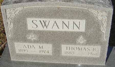 SWANN, THOMAS - Franklin County, Ohio | THOMAS SWANN - Ohio Gravestone Photos