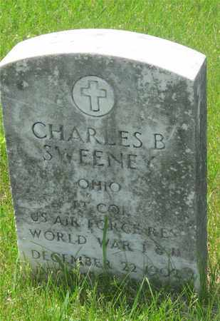SWEENEY, CHARLES B. - Franklin County, Ohio | CHARLES B. SWEENEY - Ohio Gravestone Photos