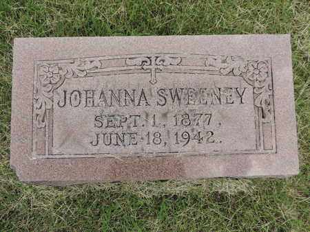 SWEENEY, JOHANNA - Franklin County, Ohio | JOHANNA SWEENEY - Ohio Gravestone Photos