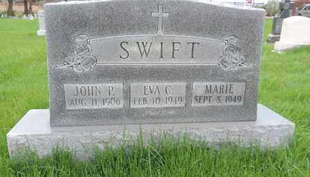 SWIFT, EVA C - Franklin County, Ohio | EVA C SWIFT - Ohio Gravestone Photos