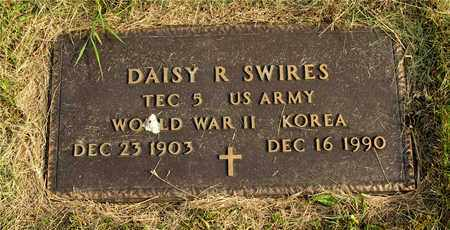 SWIRES, DAISY R. - Franklin County, Ohio | DAISY R. SWIRES - Ohio Gravestone Photos
