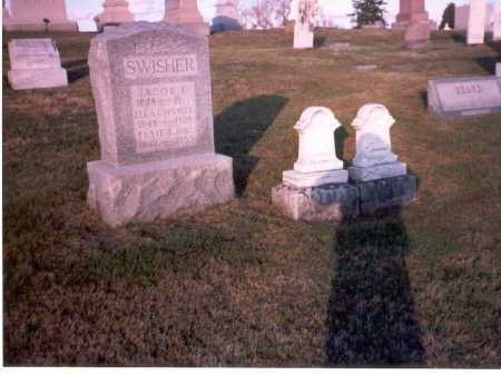 SWISHER, ELIZABETH ELLEN - Franklin County, Ohio | ELIZABETH ELLEN SWISHER - Ohio Gravestone Photos