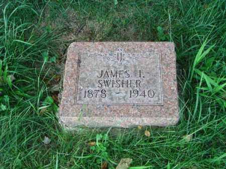 SWISHER, JAMES I. - Franklin County, Ohio | JAMES I. SWISHER - Ohio Gravestone Photos