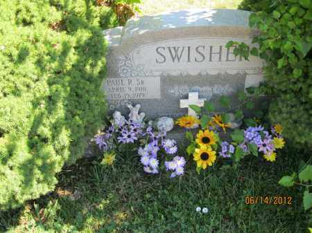 SWISHER, PAUL R SR. - Franklin County, Ohio | PAUL R SR. SWISHER - Ohio Gravestone Photos