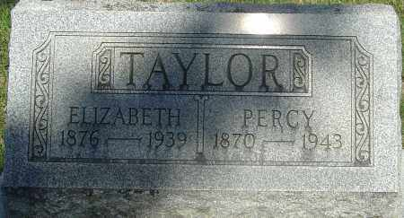 TAYLOR, PERCY - Franklin County, Ohio | PERCY TAYLOR - Ohio Gravestone Photos