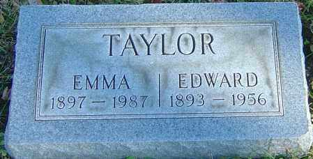 HOPPER TAYLOR, EMMA - Franklin County, Ohio | EMMA HOPPER TAYLOR - Ohio Gravestone Photos