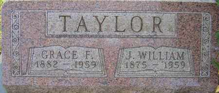 TAYLOR, JOHN WILLIAM - Franklin County, Ohio | JOHN WILLIAM TAYLOR - Ohio Gravestone Photos