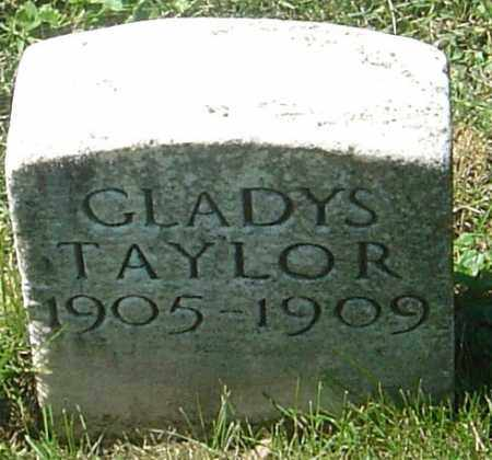 TAYLOR, GLADYS - Franklin County, Ohio | GLADYS TAYLOR - Ohio Gravestone Photos