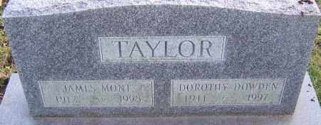 TAYLOR, JAMES - Franklin County, Ohio | JAMES TAYLOR - Ohio Gravestone Photos
