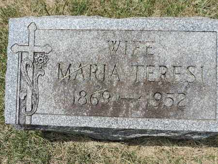 TERESI, MARIA - Franklin County, Ohio | MARIA TERESI - Ohio Gravestone Photos
