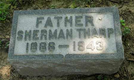 THARP, SHERMAN - Franklin County, Ohio | SHERMAN THARP - Ohio Gravestone Photos