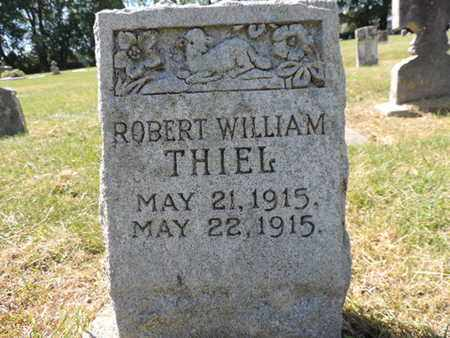 THIEL, ROBERT WILLIAM - Franklin County, Ohio | ROBERT WILLIAM THIEL - Ohio Gravestone Photos