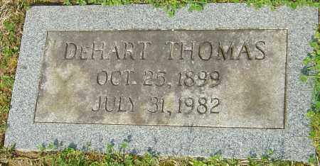 THOMAS, DEHART - Franklin County, Ohio | DEHART THOMAS - Ohio Gravestone Photos