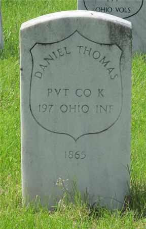 THOMAS, DANIEL - Franklin County, Ohio | DANIEL THOMAS - Ohio Gravestone Photos