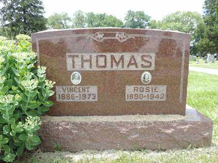 THOMAS, ROSIE - Franklin County, Ohio | ROSIE THOMAS - Ohio Gravestone Photos
