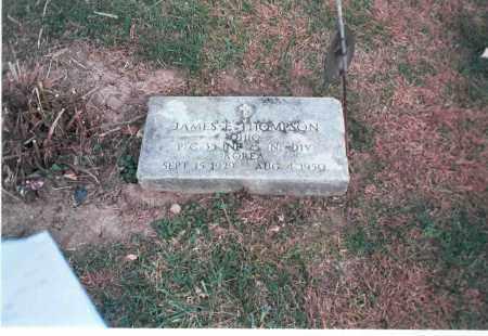 THOMPSON, JAMES E. - Franklin County, Ohio | JAMES E. THOMPSON - Ohio Gravestone Photos