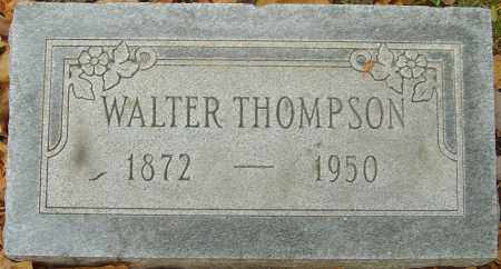 THOMPSON, WALTER - Franklin County, Ohio | WALTER THOMPSON - Ohio Gravestone Photos