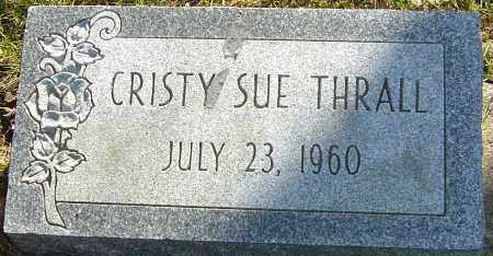 THRALL, CRISTY SUE - Franklin County, Ohio | CRISTY SUE THRALL - Ohio Gravestone Photos