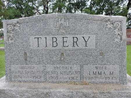 TIBERY, MARIA - Franklin County, Ohio | MARIA TIBERY - Ohio Gravestone Photos