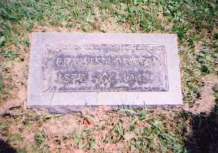 TINKER, CHARLES B. - Franklin County, Ohio | CHARLES B. TINKER - Ohio Gravestone Photos