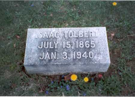 TOLBERT, ISAAC - Franklin County, Ohio | ISAAC TOLBERT - Ohio Gravestone Photos
